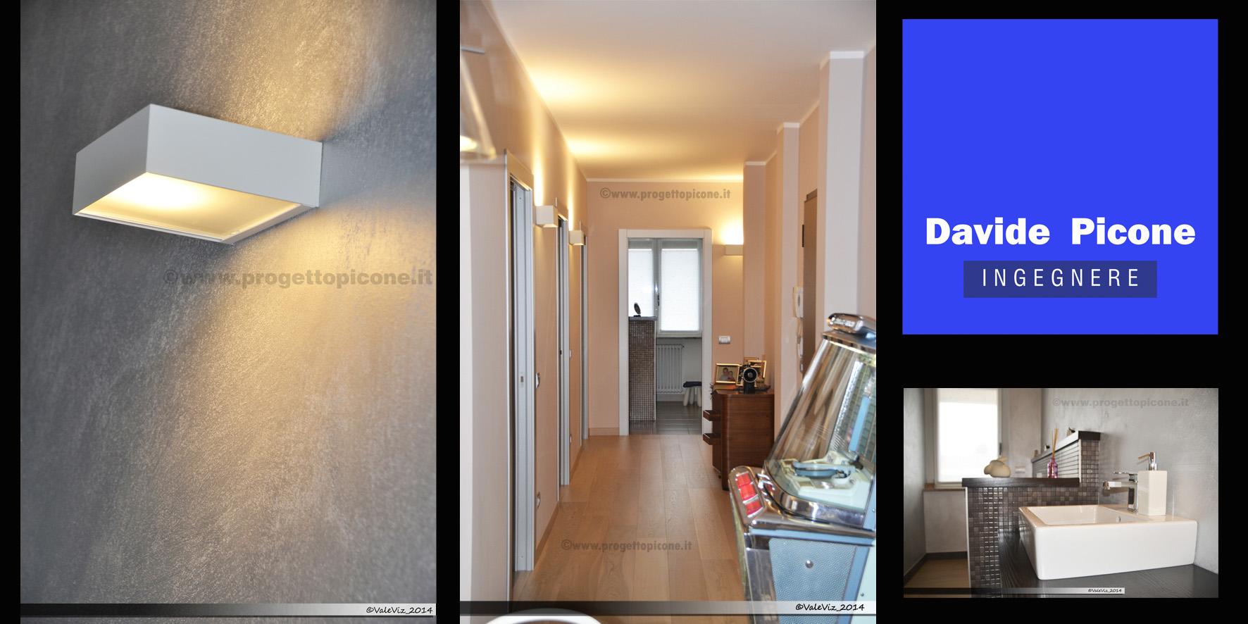 Ristrutturazione Interna Appartamento - Arona